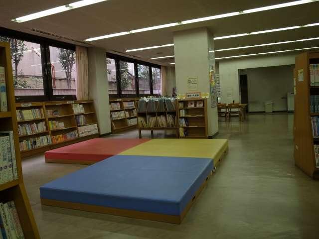 中央 図書館 区 板橋