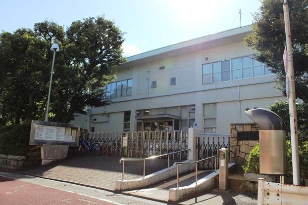 区立 図書館 大田