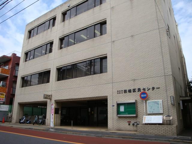 北区立 田端図書館│東京図書館ガイドマップ
